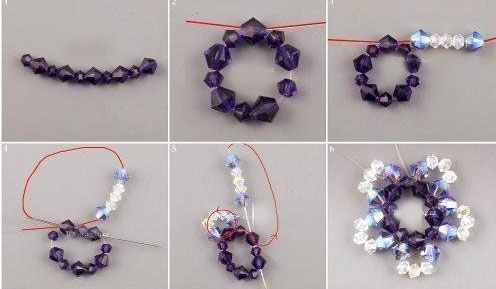 Relas gioielli fai da te orecchini a forma di stelle for Orecchini con pietre dure fai da te
