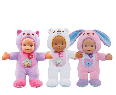 Poupee vtech chat lapin ours