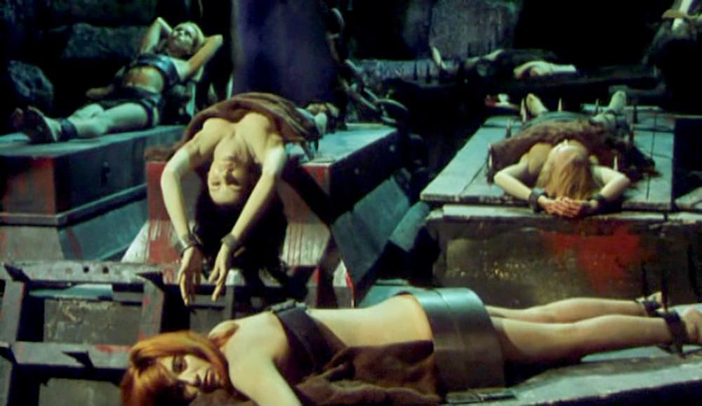 Black rose torture movie — pic 9
