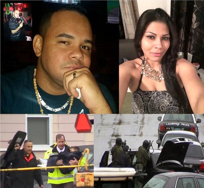 Investigan si policías de Lawrence ejecutaron dominicano que baleó mujer y secuestró hijo