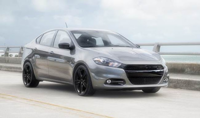 2018 Dodge Avenger Redesign