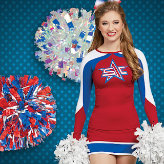 Custom and In Stock Poms