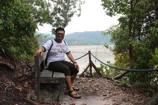 Trakking di Bako National Park, Salah satu taman nasional yang tidak jauh dari Kuching