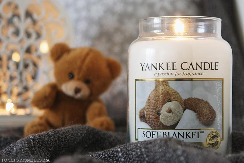 świeca yankee candle z misiem