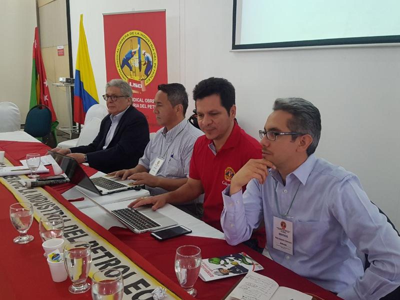 XVIII Asamblea de Delegados aprueba reforma estatutaria para hacer aún más fuerte a la USO
