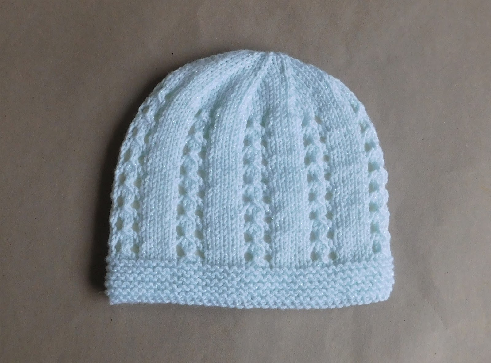 Bella Baby Knitting Patterns : mariannas lazy daisy days: Bella Baby Hat