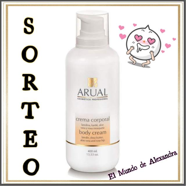 crema corporal Arual