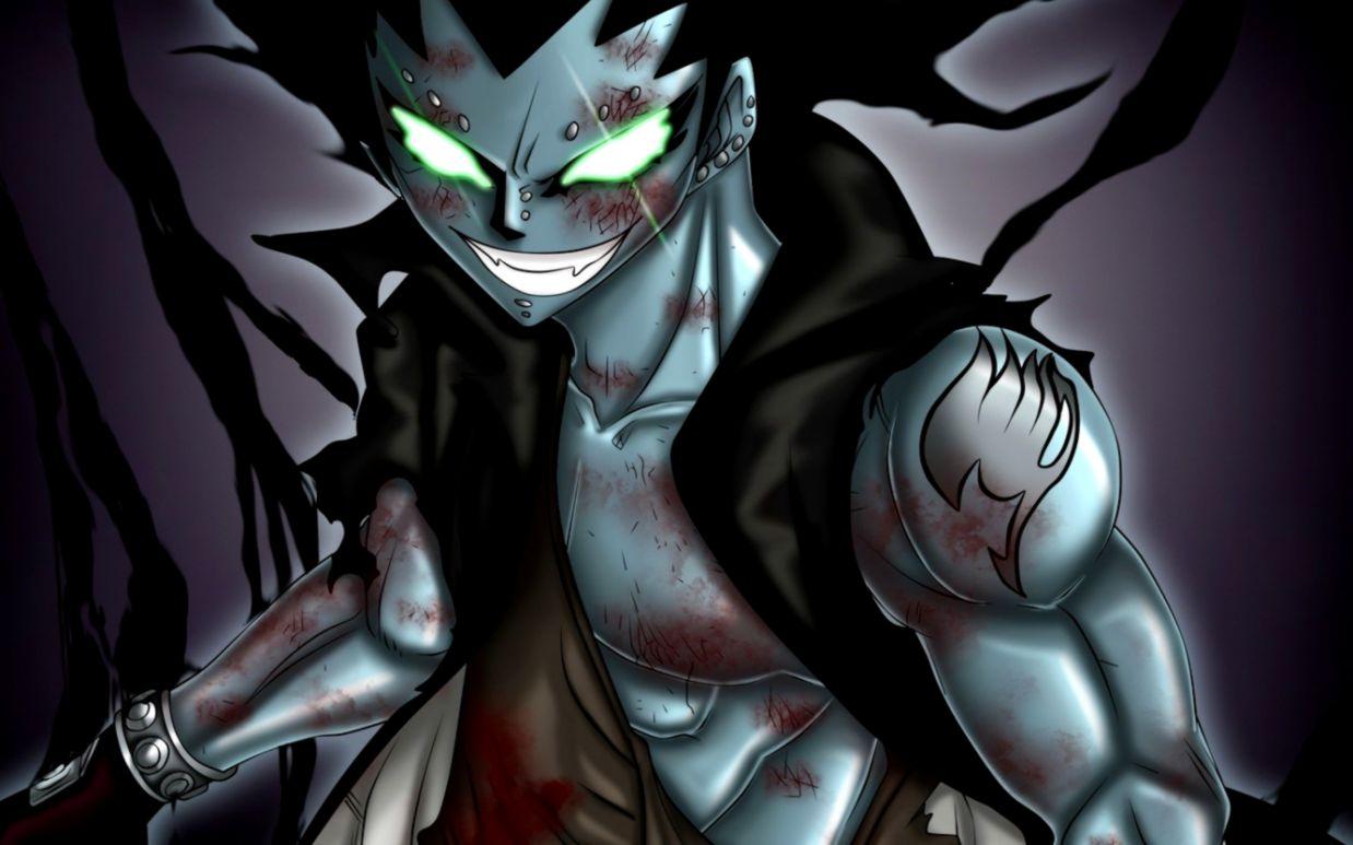 Gajeel The Iron Dragon Slayer | Wallpapers Titan