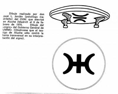 Aluche OVNI Ummo 640x511 Caso UMMO : Cuando los Extraterrestres visitaron España. El dudoso caso que tiene creyentes y detractores debatiéndose hasta hoy en día