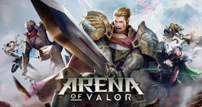 Review Lengkap Garena AOV - Best Action MOBA Games