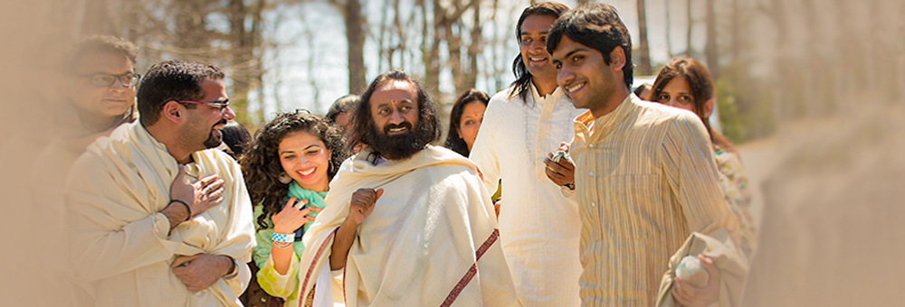 About Us | Following Sri Sri - Footsteps of Love and Divinity