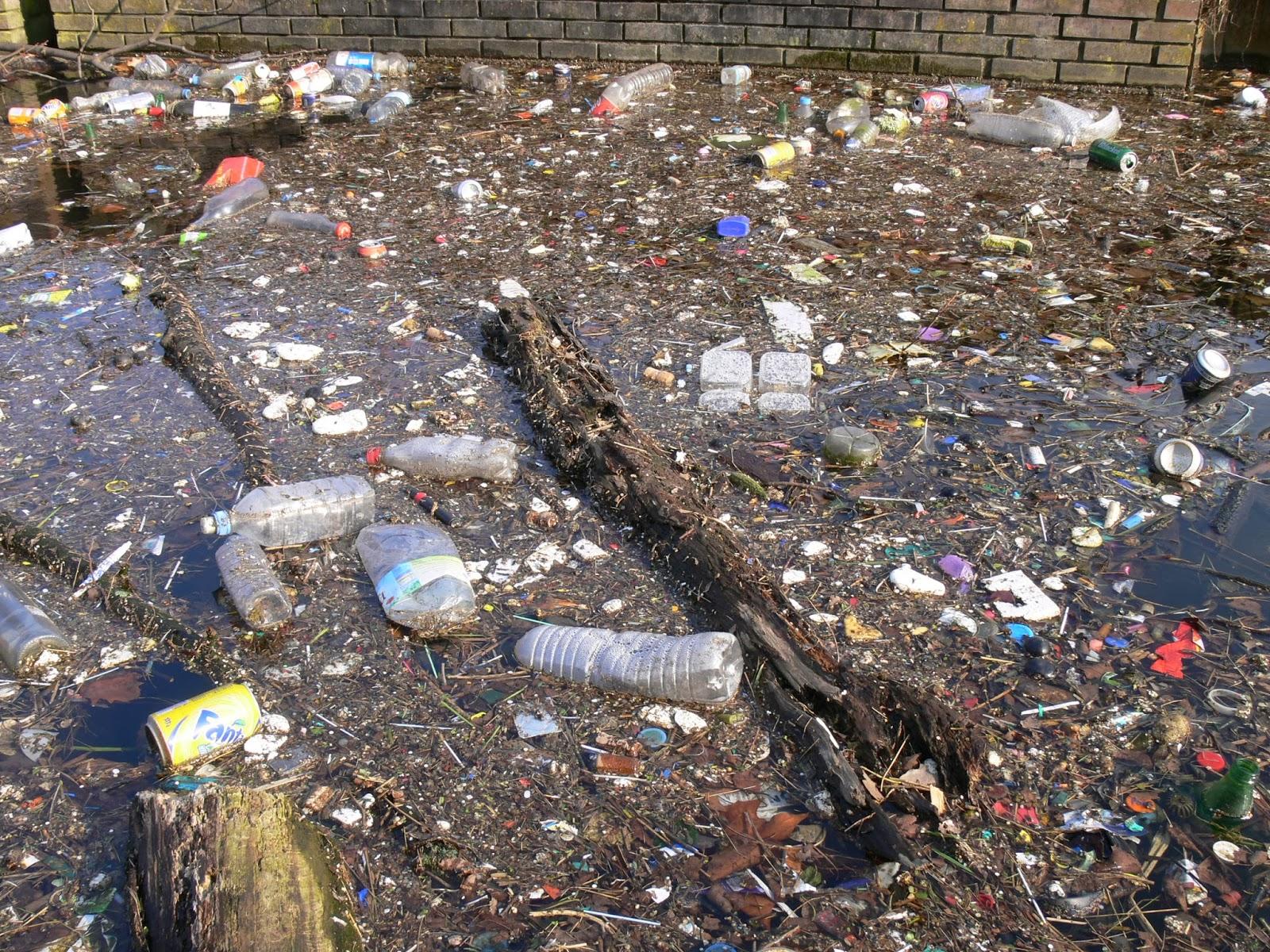 Water polution
