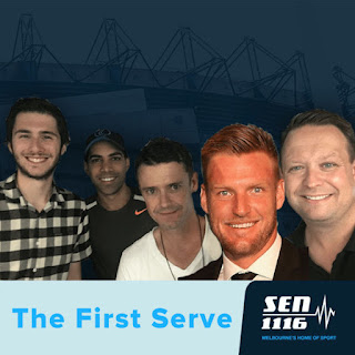 The First Serve