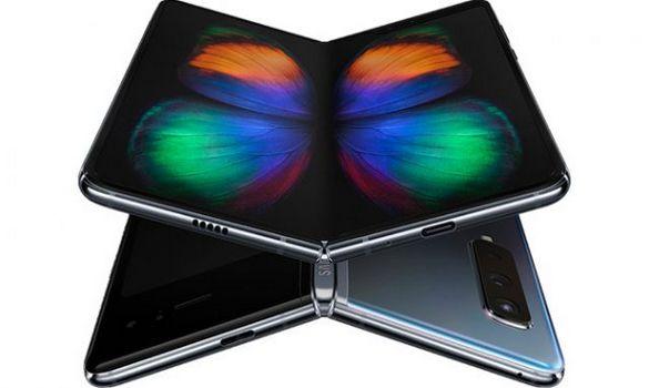 تسريب فيديو جديد يخص هاتف Galaxy Fold القابل للطي !!