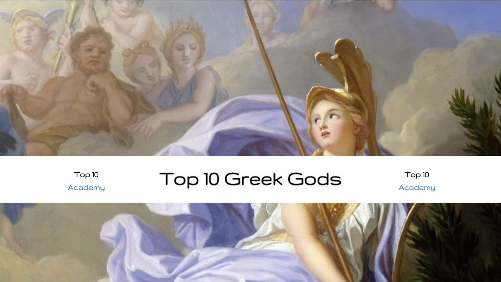 a study on greek gods and goddesses Quiz yourself on the names of the gods and goddesses.