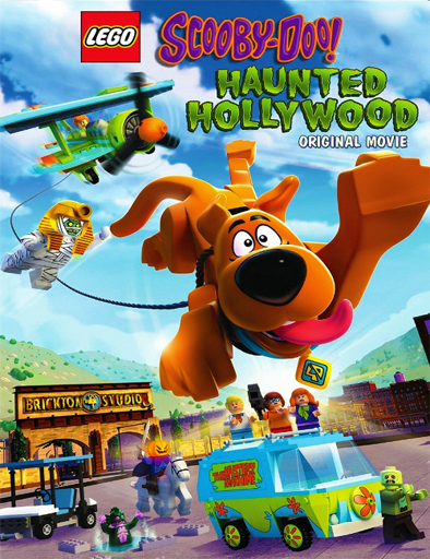 Ver Lego Scooby-Doo!: Haunted Hollywood (2016) Online
