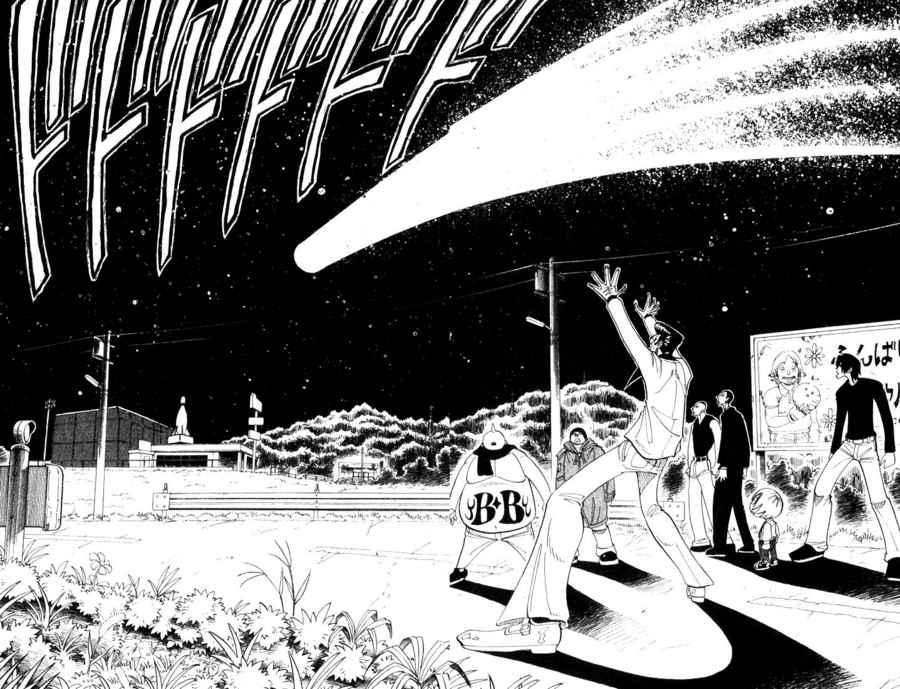 Shaman King [Vua pháp thuật] chap 26 trang 8