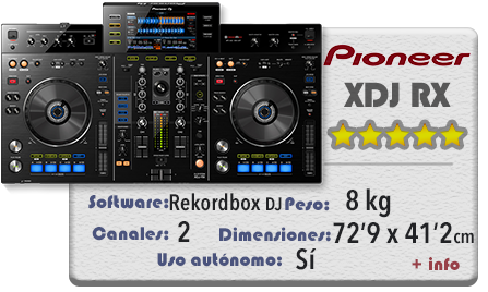 Pioneer XDJ RX