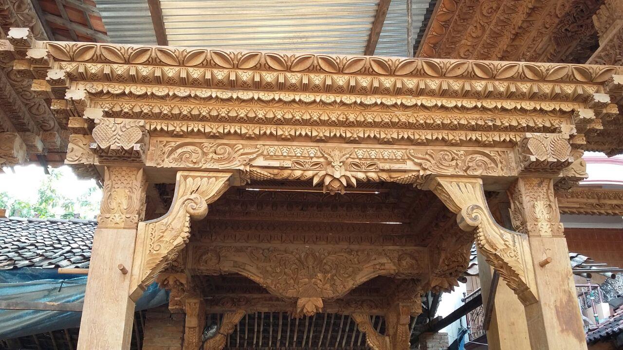 0822-2789-0826 (Tsel), Jual Rumah Joglo Jawa Jati Ukir ...