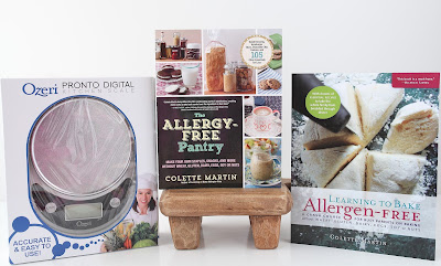 Win these great prizes in the Gluten-free Cookie Exchange and Giveaway!