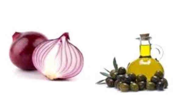 manfaat bawang merah dicampur minyak zaitun