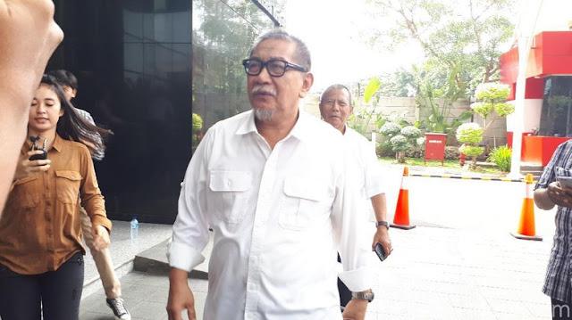 Deddy Mizwar Diperiksa KPK soal Meikarta