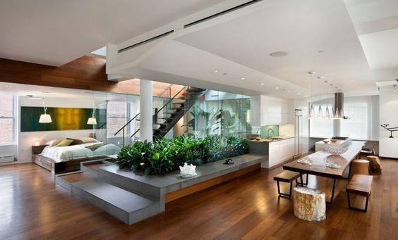 Desain Taman Indoor