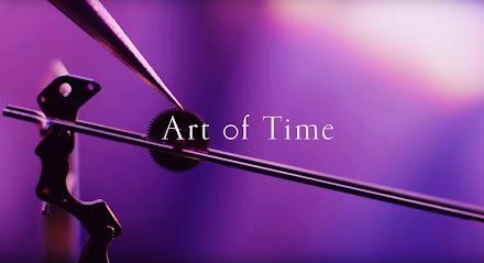 The Art of Time | Die kleinste Rube Goldberg Maschine der Welt