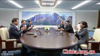 Kim-Moon summit