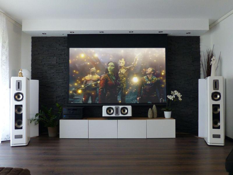 Datoonz u003d Heimkino Wand Ideen ~ Várias idéias de design - heimkino wohnzimmer ideen