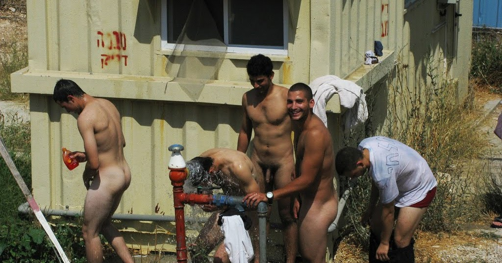 Schöne nackte Israelische nackte Kerle