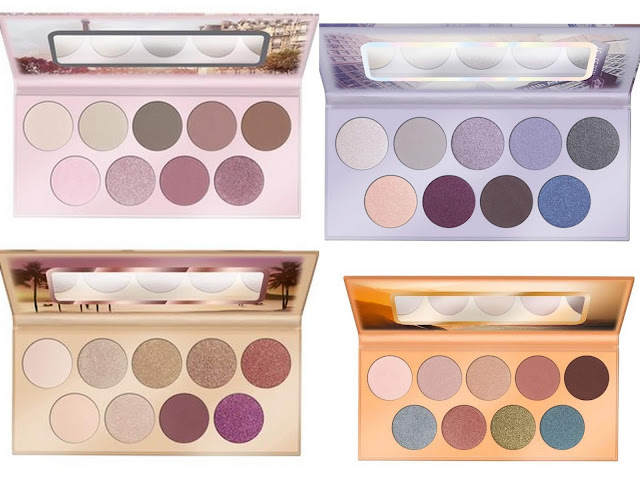 new essence palettes