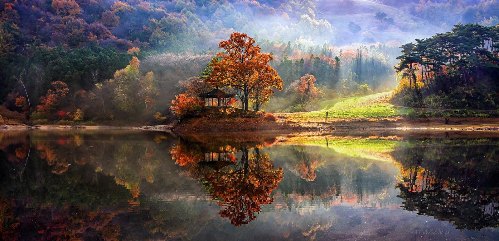 Stunning Scenery From The Photographer Jaewoon U