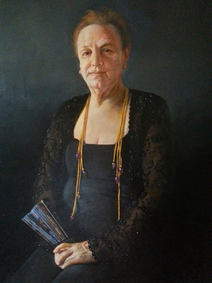Сербский художник-реалист. Dusan Jovanovic 19