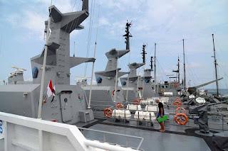 Kapal Patroli TNI AL