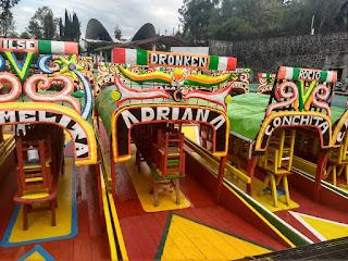 Xochimilco, todo incluido, Dronken