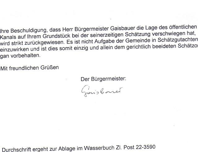 Beschwerde an den EUROPÄISCHEN GERICHTSHOF wegen Amtsfehler auf ...
