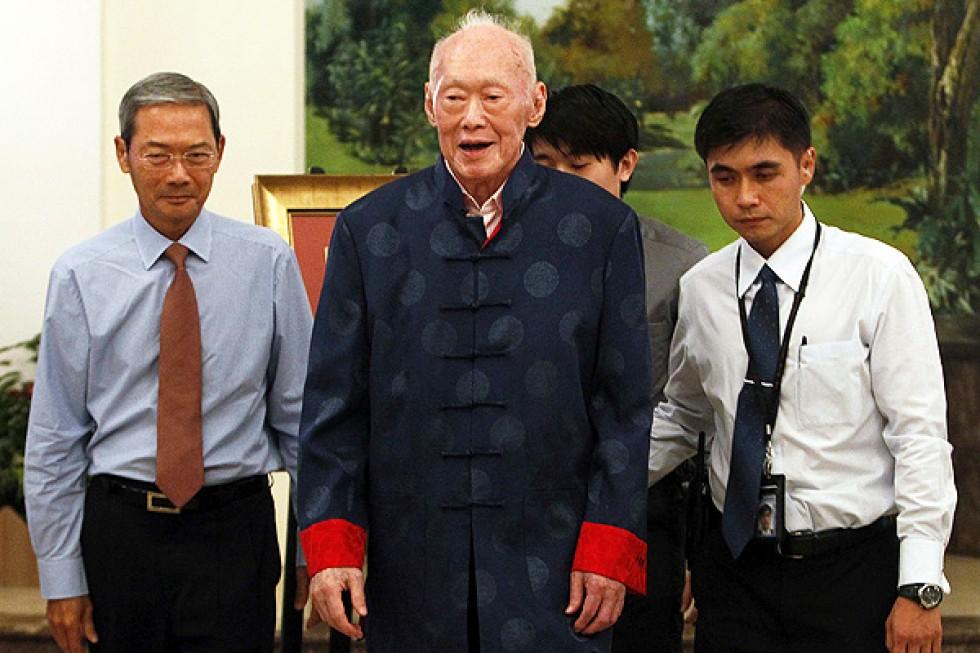 李瑋玲談李光耀的言論自由觀 - 南洋視界