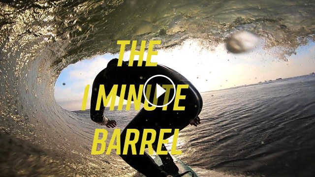 Getting barrelled for 1min in Namibia Von Froth Ep 9