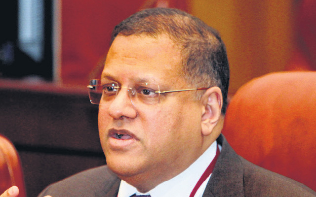 COPE report to be out tomorrow,former Central Bank Governor flees country