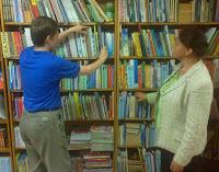 библиотека, акция Мозырь libfil10@gmail.com