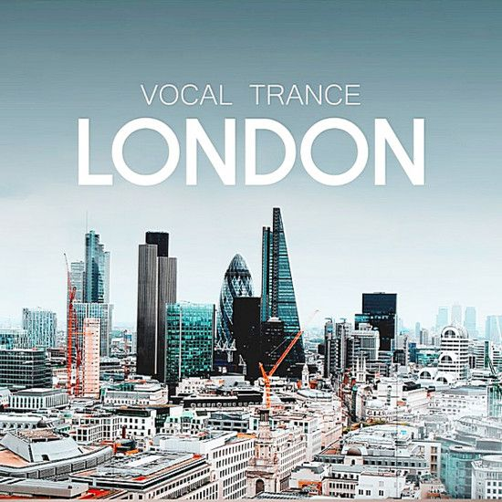 Cd Vocal Trance: London 2018