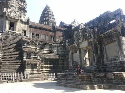 angkor wat siem reap cambodia kamobosa asia