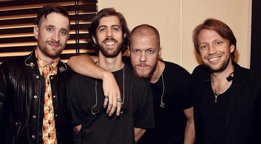 Imagine Dragons está produzindo um novo álbum