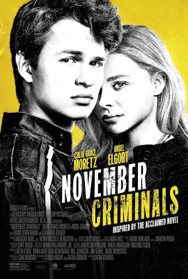 November Criminals 2017 DVD R4 NTSC Sub