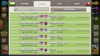 Clan THM TARAKAN coc Luar Biasa - Coc.Tarakan.Info
