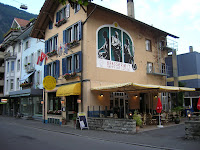 Hostal Happy Inn Lodge, Interlagos, Suiza, Happy Inn Lodge, Interlaken, Switzerland, Happy Inn Lodge, Interlaken, Suisse, vuelta al mundo, round the world, La vuelta al mundo de Asun y Ricardo