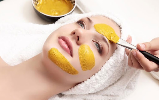 Turmeric for Beauty Care