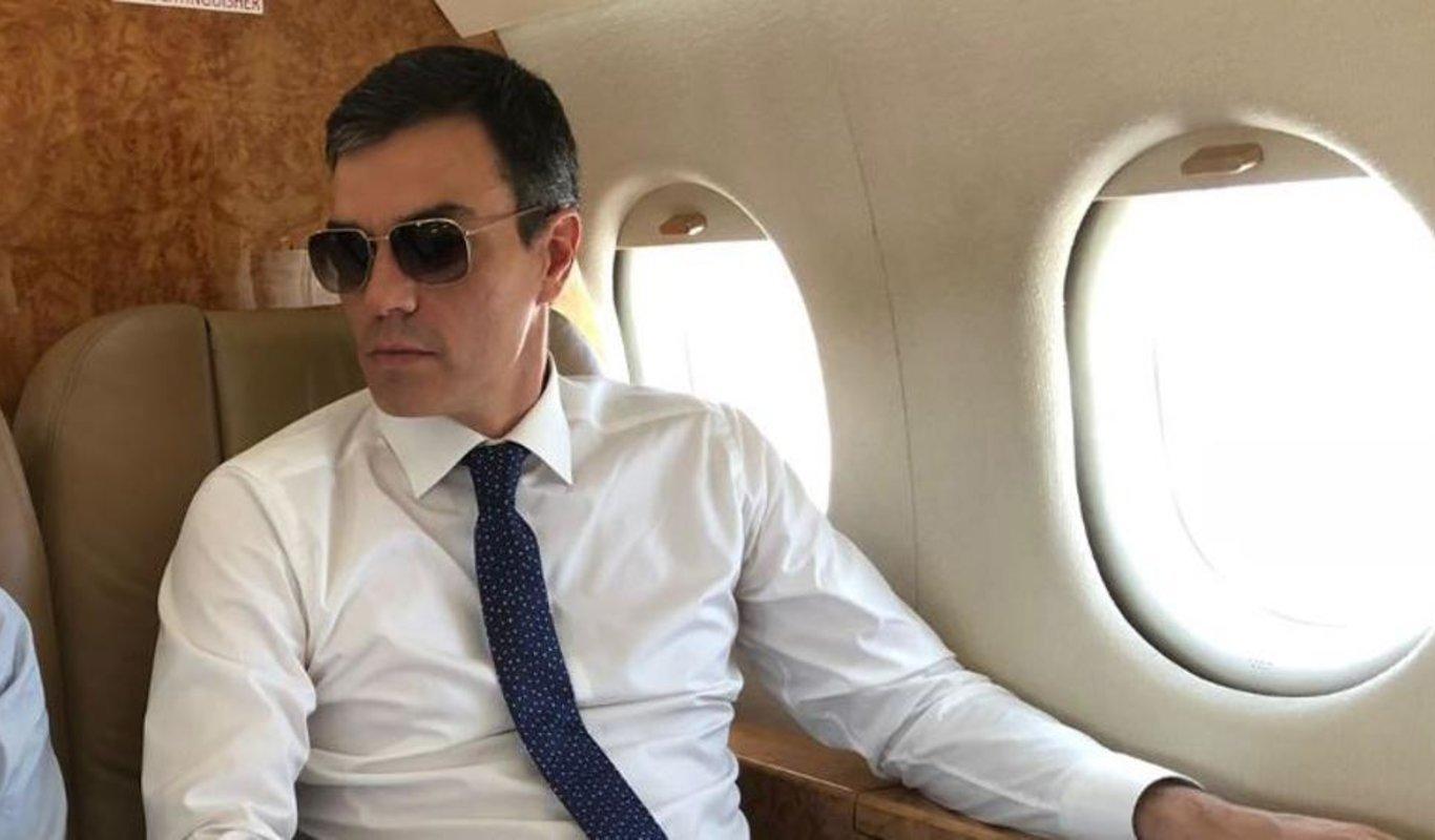 LO MEJOR Y PEOR DEL DÍA CON DARO DEL BARRIO: Pedro Sánchez duplica el gasto en vino, whisky, ginebra y 'snacks' para el Falcon
