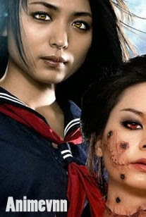 Cuộc Chiến Ma Cà Rồng - Vampire Girl Vs Frankenstein Girl 2012 Poster